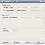 MailBrowserBackup sauvegarde vos mails et vos préférences de navigateurs