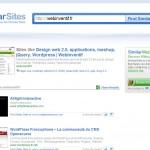 SimilarSites, moteur de recherche de sites similaires