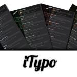 iTypo: thème WordPress gratuit